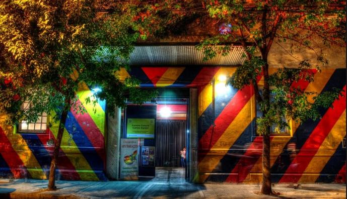 Resultado de imagen para Espacio Cultural Carlos Gardel